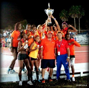 Relevos LAI - campeonato femenino