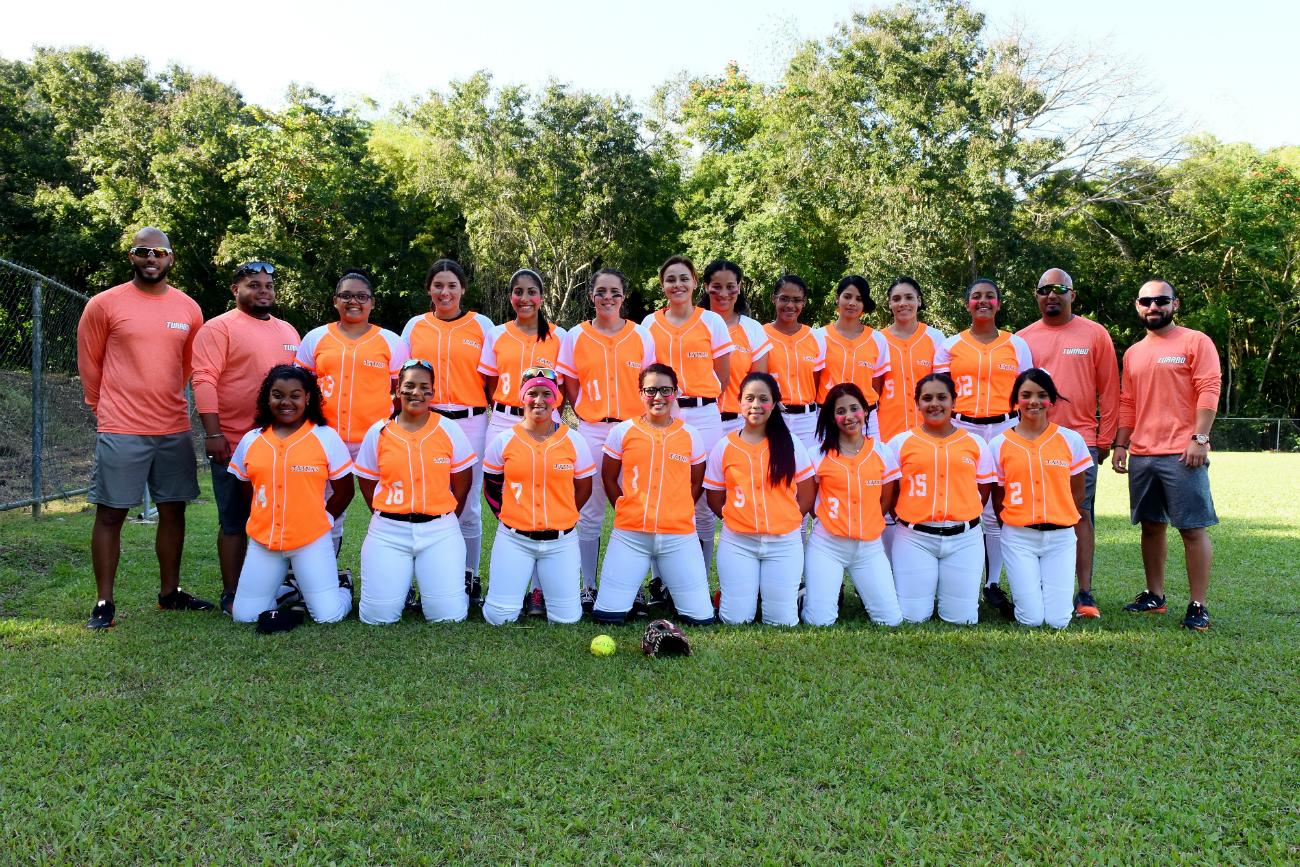 Equipo de Softbol Femenino EDITADO