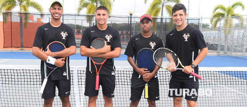 Equipo de Tenis Masculino 2016