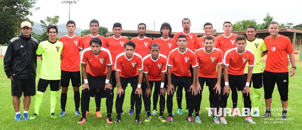Equipo de Fútbol Masculino 2016