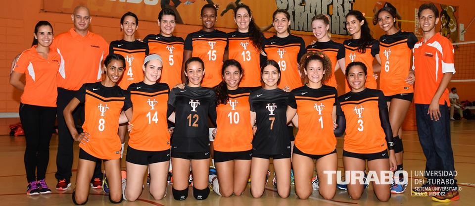 Equipo de Voleibol Femenino 2016