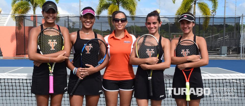 Equipo de Tenis Femenino 2016