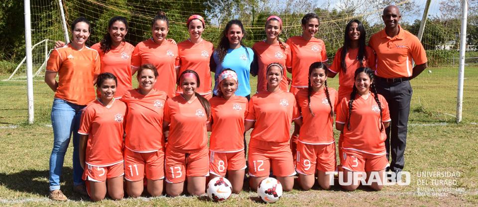 Equipo de Fútbol Femenino  2017